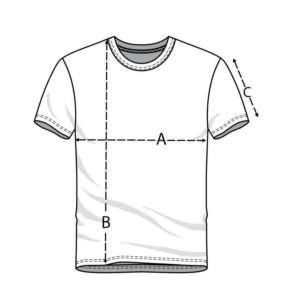 T-Shirt Größe Herren
